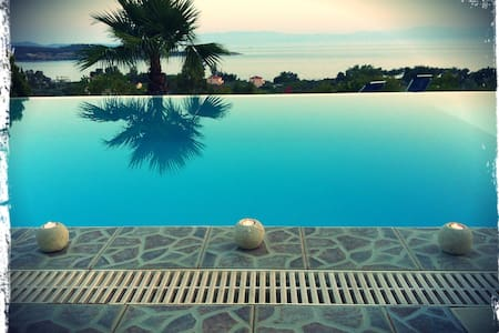 Awesome Seaview in a deluxe Villa  - Porto Cheli