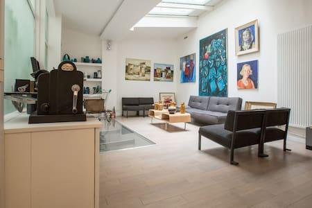 Die 20 besten lofts in paris airbnb - Construire un loft pas cher ...