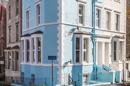 Stylish Apartment 2 minutes to sea - Broadstairs