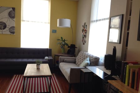 5 minute walk to Memorial Stadium - Lincoln - Apartamento