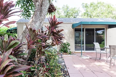 Cottage two Blocks to Atlantic Ave. - Delray Beach - Bungalow