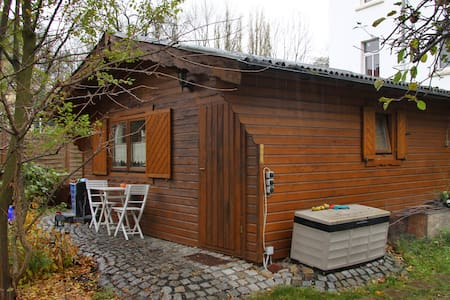 Cottage in south of Dresden - Cabin