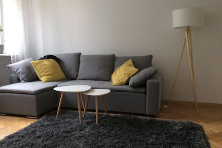 Cosy and well located apartment - Warszawa - Apartamento