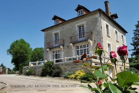 B & B: The House of the Mill Rocks  - Chablis - Bed & Breakfast