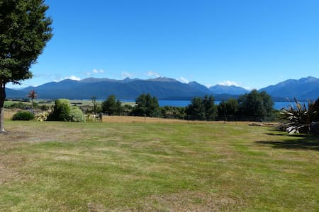 Perenuka Lakeview Cottage, Te Anau - Te Anau