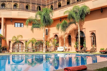 Albakech House - Marrakech - Bed & Breakfast