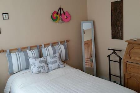 Chambre privée à Roquebrune CM - Roquebrune-Cap-Martin - Apartment