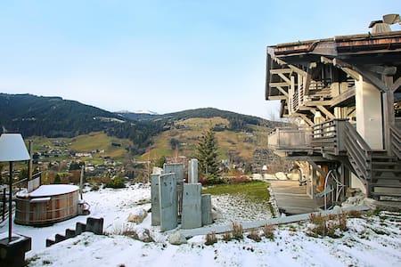 Chalet Aravis: 115637 - Megève - Villa