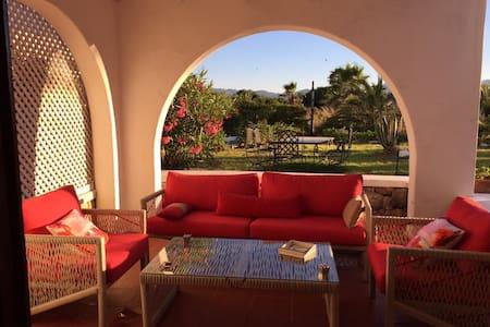 Duplex avec jardin à Bahia Smir - Ev