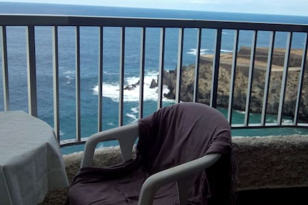 Amazing ocean view from apartment - San Marcos