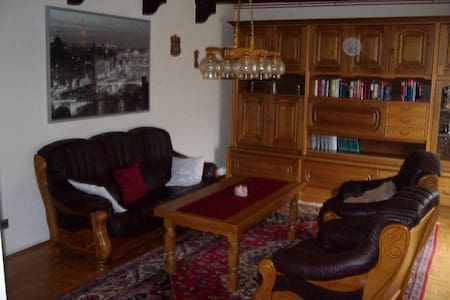 Apartment near Rheinsteig trail - Nochern
