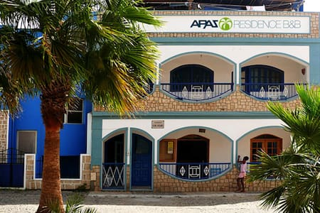 Residential A Paz B&B, Double Room. - Bed & Breakfast