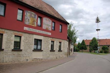 """Gaststube """"Zum Kuhstall"""" - Oßmannstedt"""