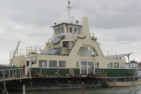 whole Ferry for rent - Shoreham-by-Sea - Vene