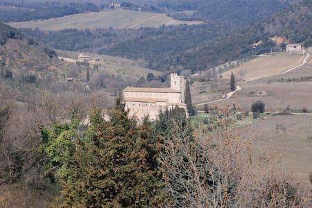 B&B Locanda Sant'Antimo - Camera 1 - Aamiaismajoitus