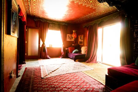 Marrakesh House: Artist Room - Σπίτι