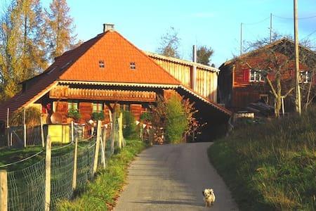 Ferienwohnung Tierhof Mühleweg - Appartamento