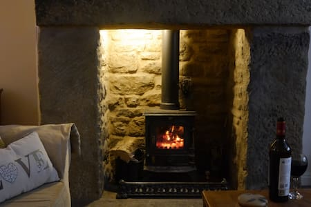 Cosy Cottage in Skipton, North Yorkshire - Carleton - Dom