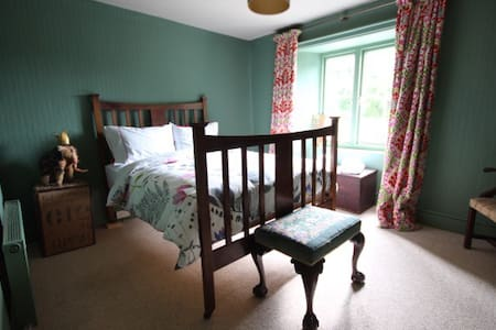 The Culm Valley Inn, the green double no.3 - Bed & Breakfast