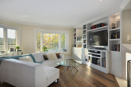 Spacious lovely room in point grey (5mins to UBC) - Vancouver - Appartamento