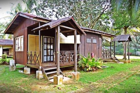 Chalet Room @Le Village Beach Resort Kuantan - Almhütte