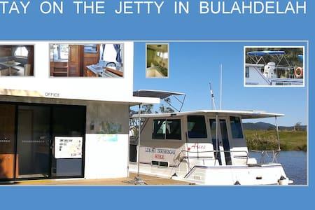 Luxury Houseboat Hire 4 berth 33' - Båd