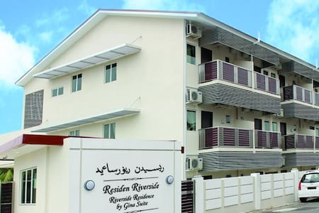 Riverside Residence by Gina Suite - Bandar Seri Begawan - Apartamento