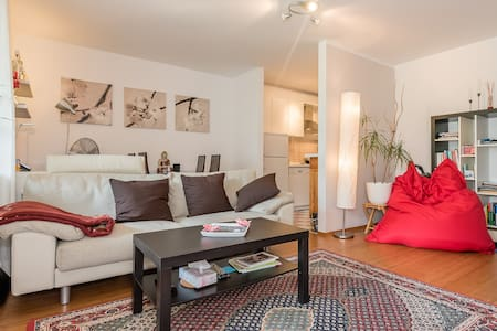Lovely living room for two - Apartament