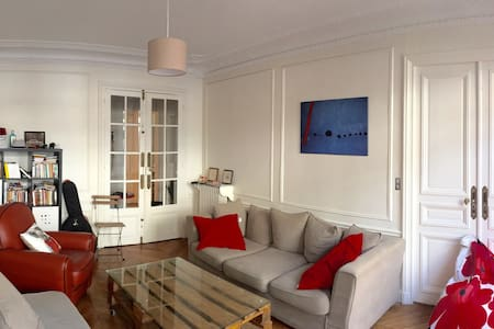 Lovely accomodation in Montmartre
