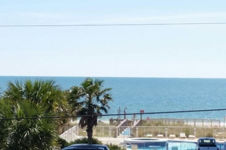 At the Beach, 2 Pools & Ocean View - Gulf Shores - Lägenhet