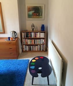 Colourful double room in Camberwell - London - House
