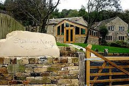 Swallows Nest holiday cottage. - Slaithwaite - Casa