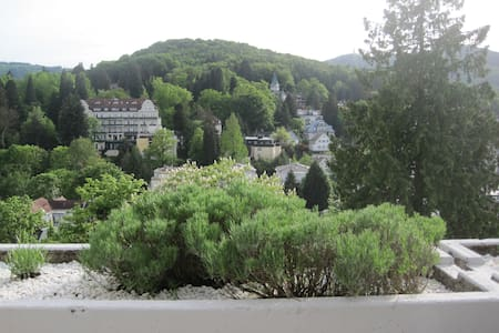 Panoramablick nahe Festspielhaus - Apartament