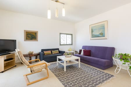 Spacious 2 bedrooms near the beach - Lakás