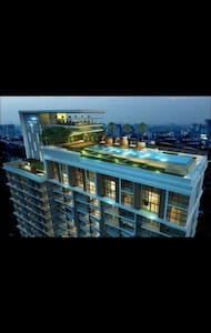 Roof top swimming pool.BTS.Wifi - Appartement