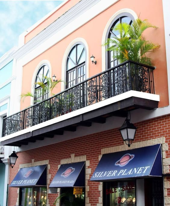 San Cristobal Suite At Old San Juan Apartments For Rent In San Juan