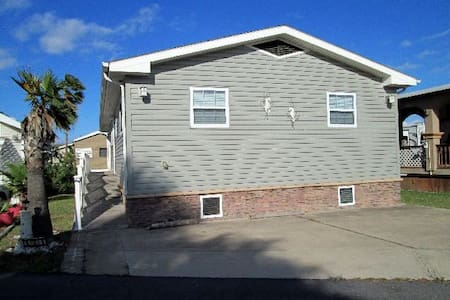 2/2 Cottage, Private Resort! - Port Isabel - Casa