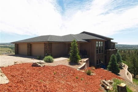 Spectacular contemporary home - Colorado Springs - Talo