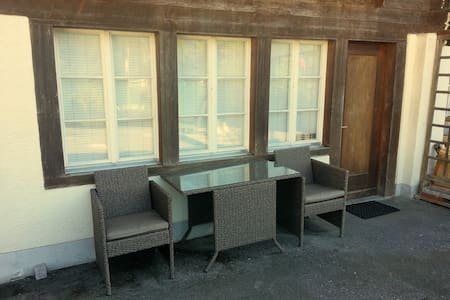 SwissQuay - Iseltwald - Apartamento