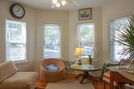 Comfortable, well situated single - Somerville - Departamento