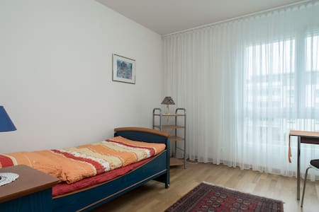 Gemütliches Einzelzimmer, Frühstück - Rapperswil-Jona - Bed & Breakfast