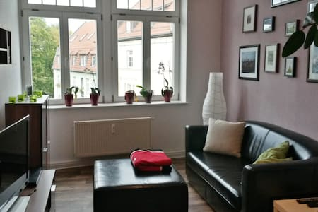 Bright Room in the Centre of Erfurt - Apartamento