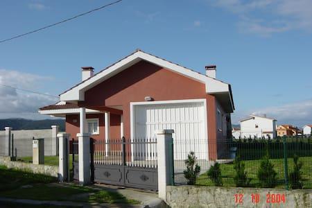 Vivienda vacacional en Faro Vidío - Cudillero - House