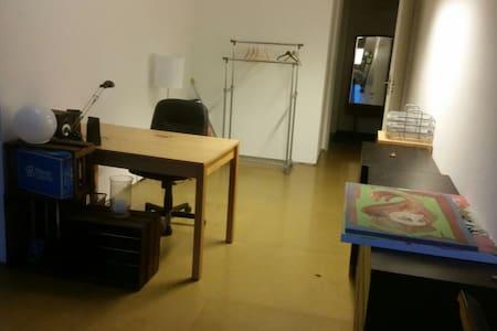 Zimmer in Loft-Stil nahe Obertor - Ravensburg - Ortak mülk