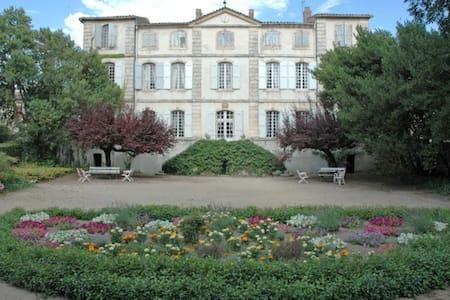 CHATEAU DE LA CONDAMINE  - Saint-Hippolyte-de-Caton - Castle