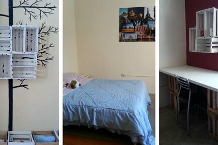 Alquilamos cómodas habitaciones