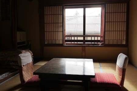 [Private room]Tatami room in RYOKAN