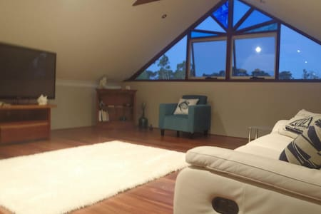 Large cosy room in a quiet home. - Margaret River - House