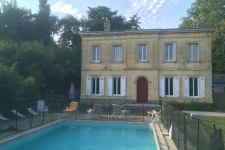 Gite du Château La Blancherie - Haus