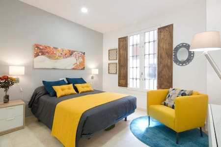 Design apartment close of the Alhambra park - Granada - Wohnung